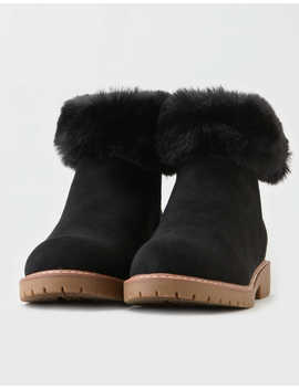 Aeo Fur Lined Boot by American Eagle Outfitters