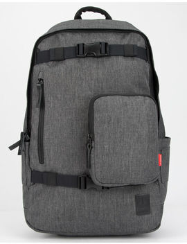 Nixon Smith Charcoal Backpack by Nixon