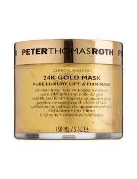 24 K Gold Mask Pure Luxury Lift & Firm Mask by Peter Thomas Roth