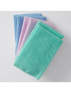 Pack Of 6 Microfibre Cleaning Cloths by Target