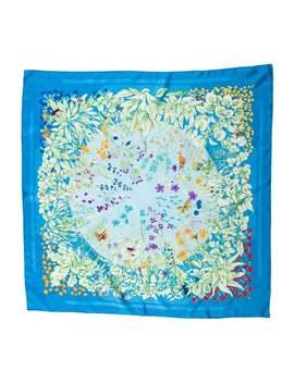 La Prairie Silk Scarf by Hermès