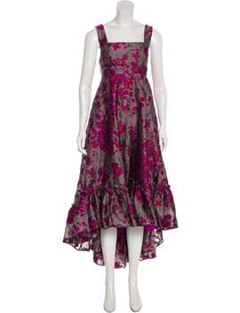 2018 Floral Gown W/ Tags by Co.