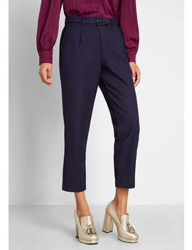 Checking On It Skinny Pants by Modcloth