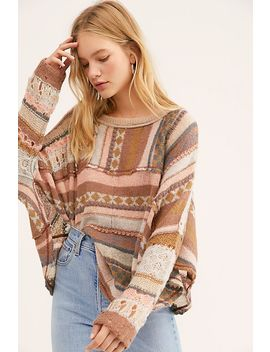 December Skies Poncho by Free People