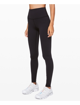 "Wunder Under High Rise Tight 31"" Full On Luon Online Only by Lululemon"
