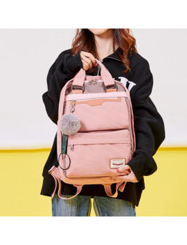 2019 New Waterproof Nylon Kids Backpack Girls For Middle School Students Travel Shoulder Backpacks Children Schoolbags Women Bag by Ali Express.Com