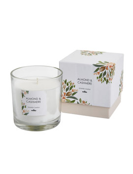 Wilko Almond And Cashmere Boxed Glass Candle Wilko Almond And Cashmere Boxed Glass Candle by Wilko