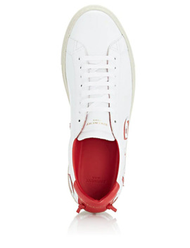 Men's Urban Street Leather Sneakers by Givenchy