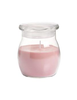 Wilko Jasmine And Honeysuckle Glass Candle Jar Wilko Jasmine And Honeysuckle Glass Candle Jar by Wilko