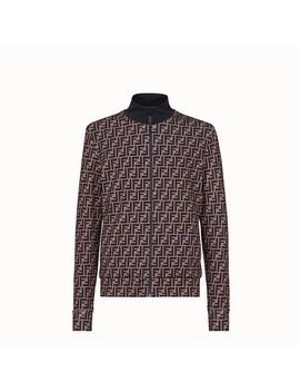 Tech Fabric Sweater by Fendi