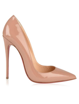 Patent So Kate Heels by Christian Louboutin