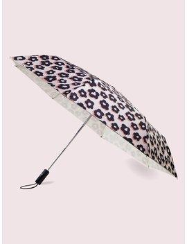 Flair Flora Travel Umbrella by Kate Spade
