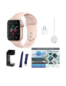 Apple Watch Series 5 Gps Sport Watch Bundle With Voucher by Hsn