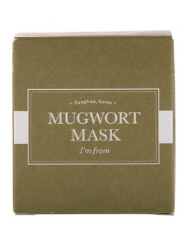 I'm From, Mugwort Mask, 3.88 Fl Oz (110 G) by I'm From