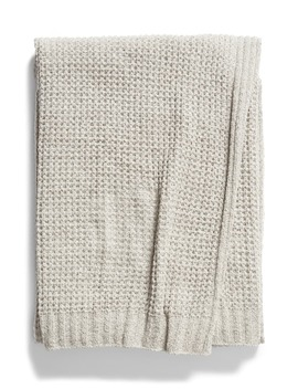 Barefoot Dreams Cozy Chic™ Waffle Knit Throw by Barefoot Dreams