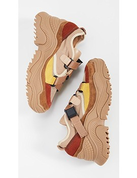 Climb Sneakers by Jeffrey Campbell