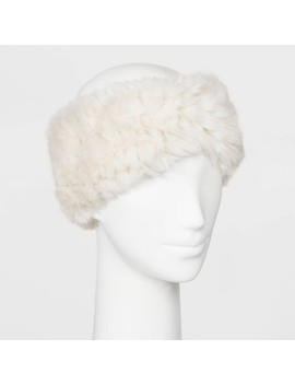 "<Span><Span>Women's Winter Headband   Universal Thread</Span></Span><Span Style=""Position: Fixed; Visibility: Hidden; Top: 0px; Left: 0px;"">…</Span> by Universal Thread…"
