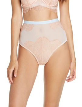 Amie High Waist Panties by Dora Larsen