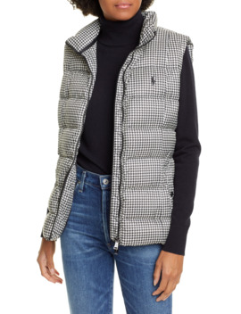 Water Repellent 750 Fill Power Down Vest by Polo Ralph Lauren