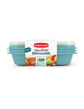 Rubbermaid Takealongs Snack & Go Food Containers by Walmart