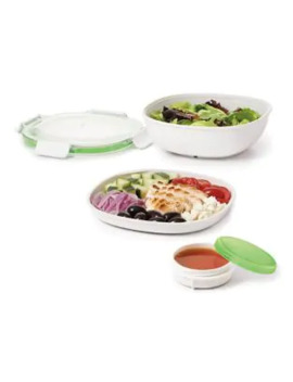 On The Go Salad Container by Oxo
