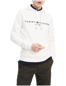 Tommy Logo Hoodie by Tommy Hilfiger