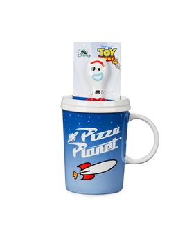 Pizza Planet Mug And Forky Spoon Set   Toy Story 4 | Shop Disney by Disney