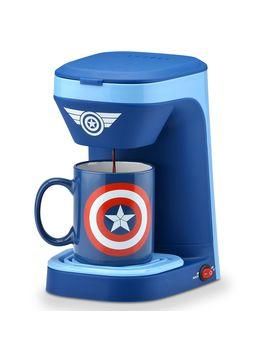 Captain America 1 Cup Coffee Maker | Shop Disney by Disney