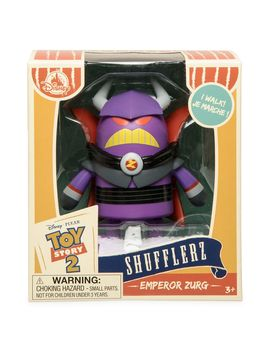 Emperor Zurg Shufflerz Walking Figure   Toy Story 2 | Shop Disney by Disney