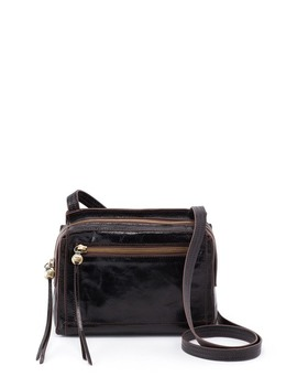 Hunter Leather Crossbody Bag by Hobo