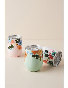 Rifle Paper Co. X Corkcicle Tumbler by Rifle Paper Co. X Corkcicle