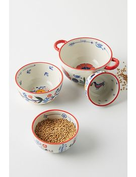 Marian Measuring Cups, Set Of 4 by Anthropologie