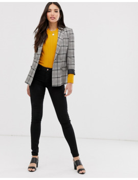 New Look Tall Skinny Jeans In Black by New Look