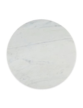 Artisanal Kitchen Supply® Straight Edge Marble Lazy Susan by Bed Bath And Beyond