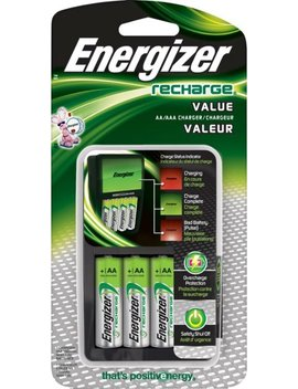 Recharge Ac Charger   Green by Energizer