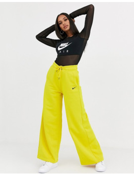 Nike Air Black Mesh Bodysuit by Nike