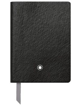 Fine Stationary Notebook #145 Black, Lined by Montblanc
