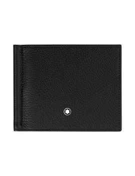 Wallet 4cc With Money Clip by Montblanc