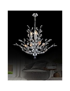 Seamans 9 Light Unique / Statement Empire Chandelier by House Of Hampton