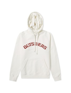 Wood Wood Fred Outsiders Popover Hoody by Wood Wood's