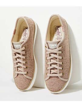Keds Wool Faux Shearling Kickstart Sneakers by Loft