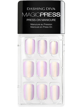 Online Only Magic Press Beyond The Pale Press On Gel Nails by Dashing Diva