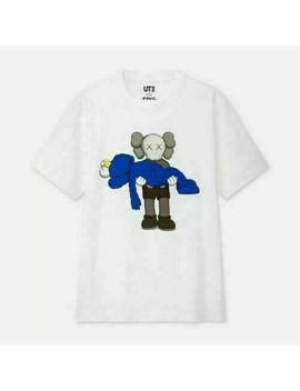 Kaws × Uniqlo Ut Summer 2019 Collaboration Companion Bff Men Tee T Shirt Bag/ by Uniqlo