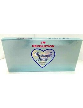 I Heart Revolution Mermaids Heart Eyeshadow Palette by Make Up Revolution