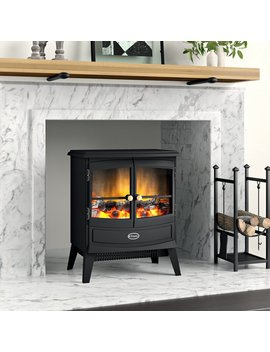 Springborne Optiflame Electric Fireplace by Dimplex