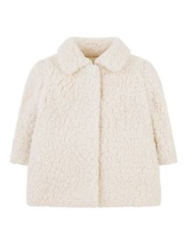 Mini Club Borg Coat by Mothercare