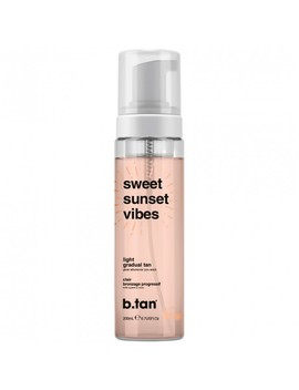 Sweet Sunset Vibes Gradual Tan 200 M L by B.Tan
