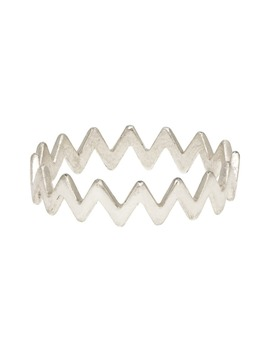 Midi Zigzag Ring by Ragen Jewels