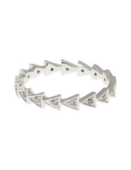 Arrowhead Midi Ring by Ragen Jewels