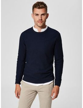 Bio Baumwoll   Strickpullover by Selected